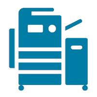 Icon of a copier