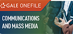 Gale OneFile: Communications and Mass