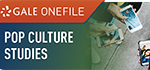 Gale OneFile: Pop Culture Studies