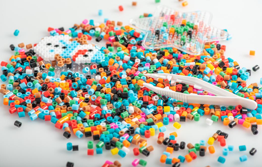Teen Craft – Perler Bead Design