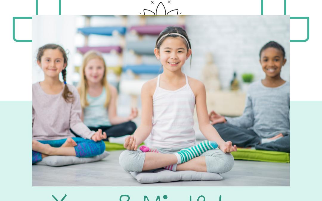Kid's Club – Yoga & Mindfulness